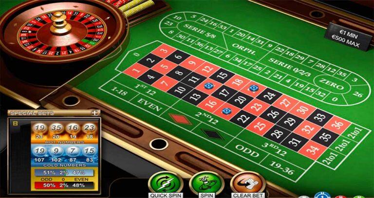 Migliori siti roulette online